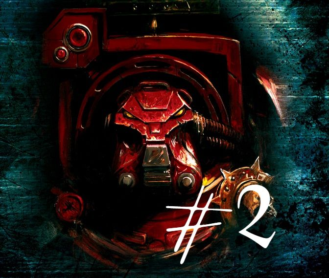 [Space Hulk] Mission #2 : Le centre de commandement