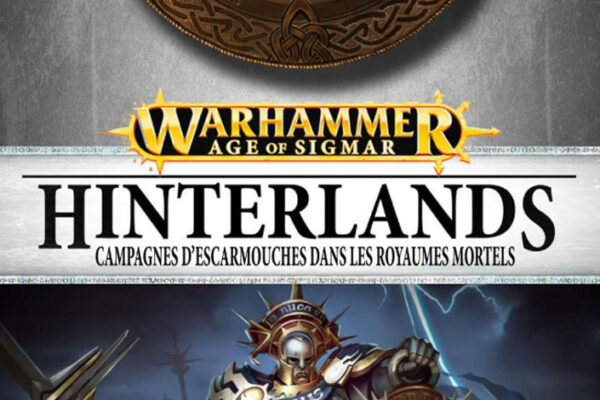 Hinterlands : l'escarmouche à Age of Sigmar.