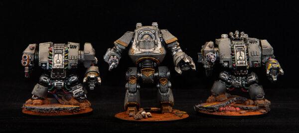 [Showcase] La fureur des anciens, les Dreadnoughts