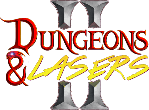 LE donjon : Dungeons & Lasers – introduction