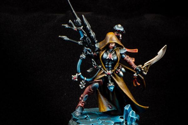 BSF – Amallyn Shadowguide, Asuryani Ranger